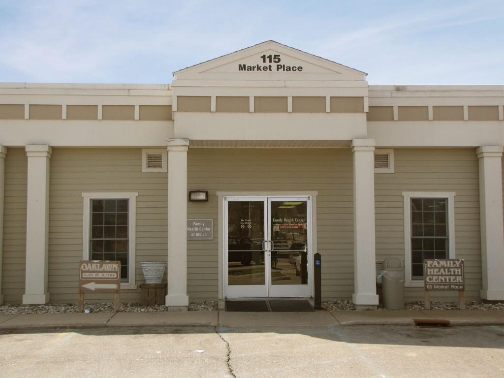 Grace Health, Albion, Dental Office