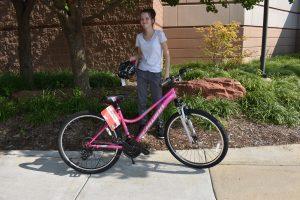 Bike Winner.Avril Elliott.Meridian (2)
