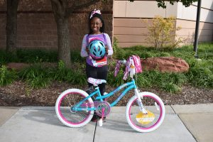 Bike Winner.LaMontiana Walker.United Health Care (2)